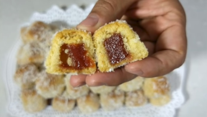 Biscoitinho Romeu e Julieta – Vídeo Receita