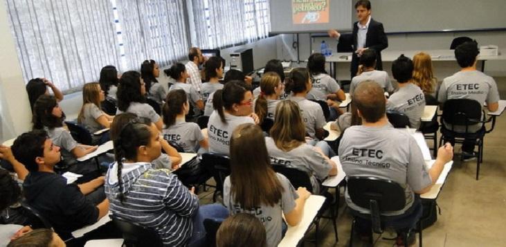 ETECS São Paulo - Inscrições