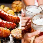 Festival de Comida Alemã e Festival de Cerveja Artesanal – Entrada Gratuita