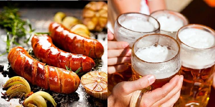 Festival de Comida Alemã e Festival de Cerveja Artesanal - Entrada Gratuita