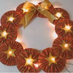 Guirlanda de Natal Com CDs – Material e Vídeo