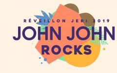 Réveillon John John Rocks 2019 – Programação
