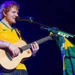 Shows no Brasil de Ed Sheeran – Ingressos