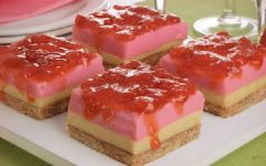 Tortinha de Morango Com Caramelo – Receita