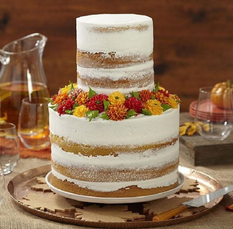 Bolo de Casamento Rústico - Dicas