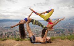 Modalidade Acroyoga – Participantes e Benefícios