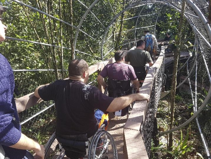 Parque Ecológico Imigrantes - Inaugurado