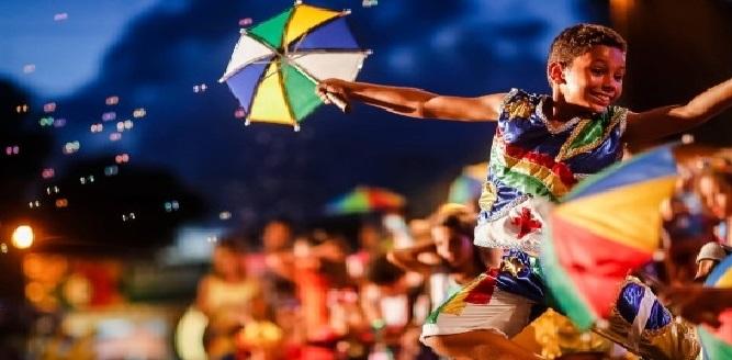 Carnaval de Recife e Olinda 2019 - Programação