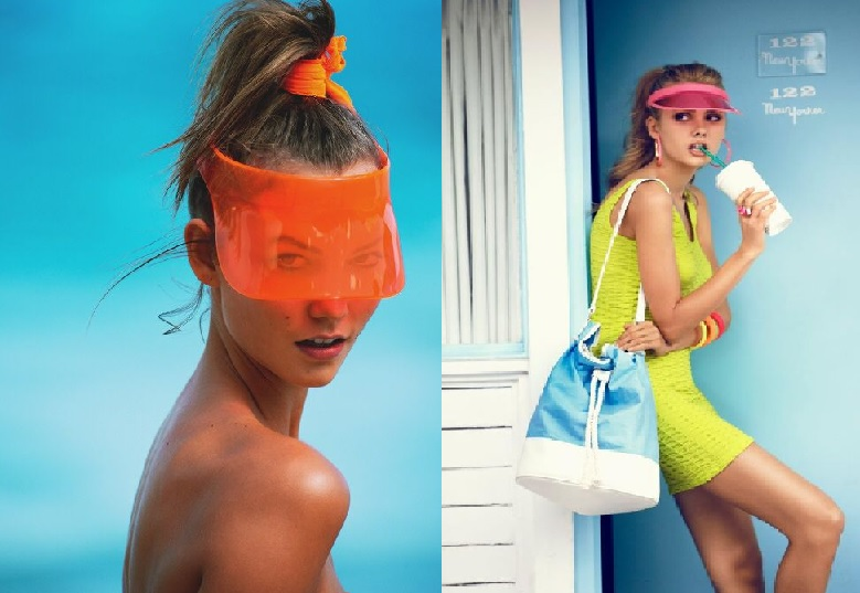 Chapéu e Viseira Neon – Tendência