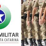 Concurso Para Polícia Militar de Santa Catarina – Inscrições