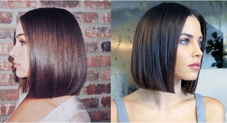 Corte de Cabelo Glass Hair – Tendência Verão 2019