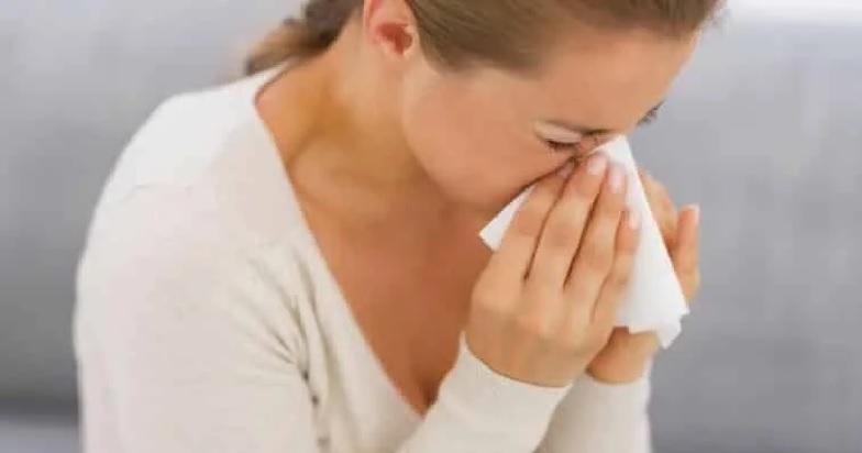 Doença do Mofo - Sintomas