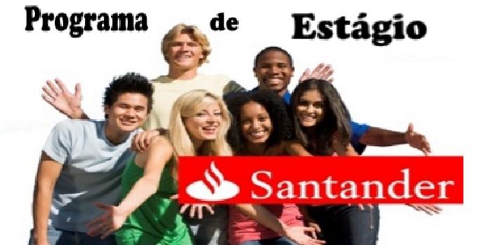 Estágio Santander Brasil 2019 - Inscrições