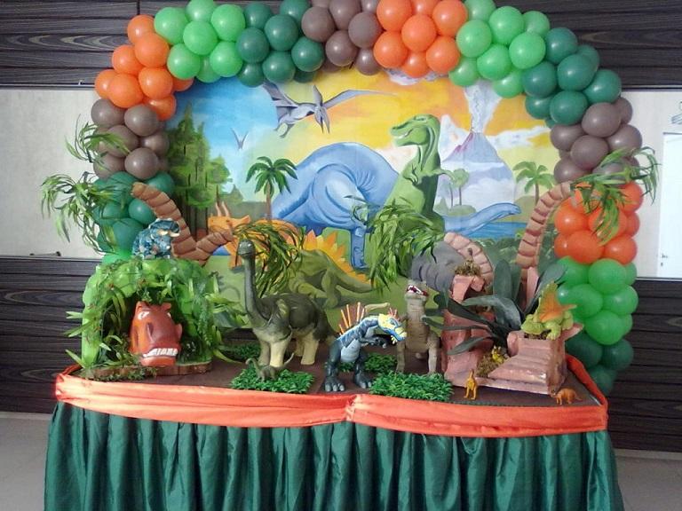 Festa Infantil Dinossauros - Dicas