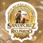 Rodeio Santa Cruz do Rio Pardo 2019 – Programação