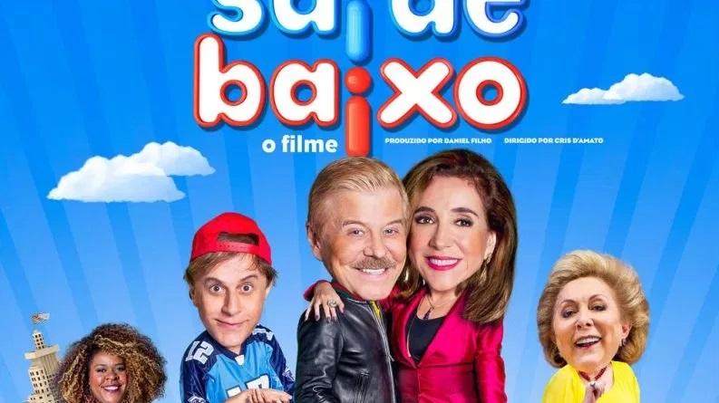 Sai de Baixo O Filme – Estreia e Trailer