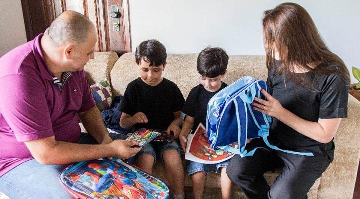 Volta as Aulas Adaptação Das Crianças - Dicas