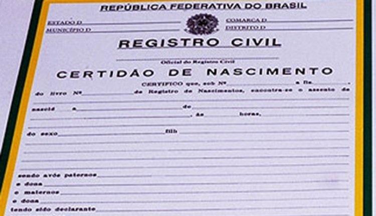 Certidão de Nascimento 2ª Via On-Line – Como Tirar