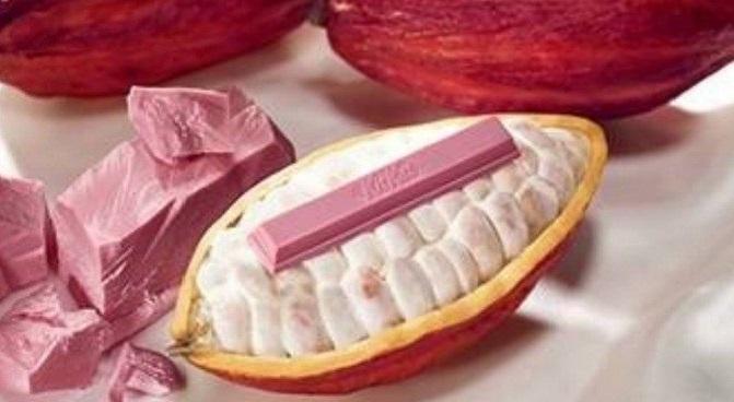 Chocolate Ruby– Novidade No Brasil