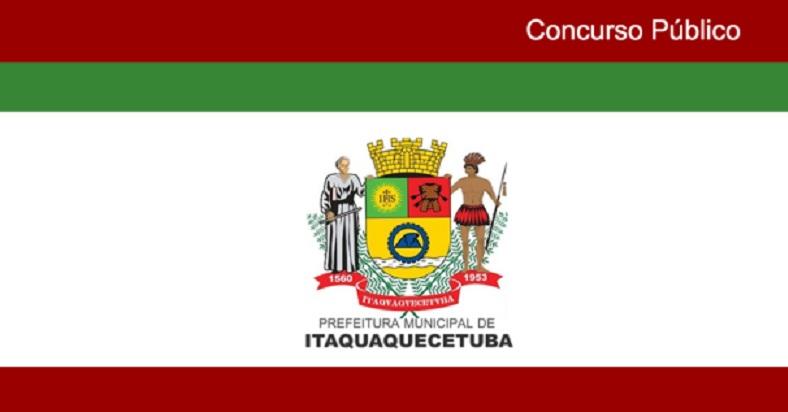 Concurso na Prefeitura Municipal de Itaquaquecetuba - Inscrições