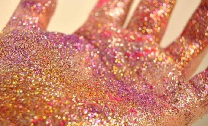 Glitter Biodegradável – Receitas