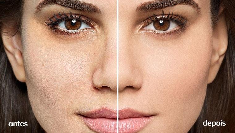 Maquiagem Com Efeito Blur – Como Fazer