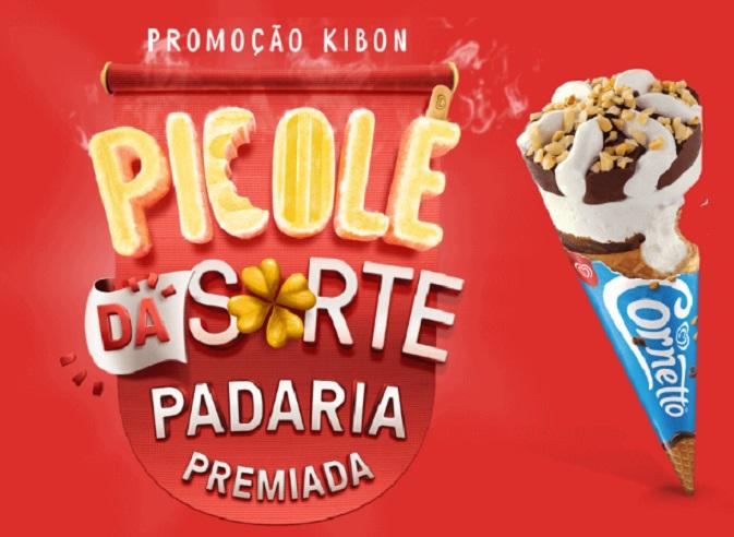 Promoção Kibon Picolé da Sorte – Como Participar
