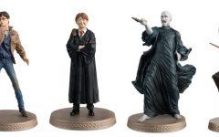 Coleção Miniaturas Harry Potter – Novidade