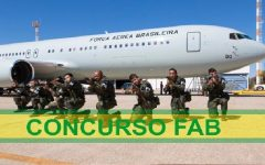 Concurso Força Aérea Brasileira – Inscrição