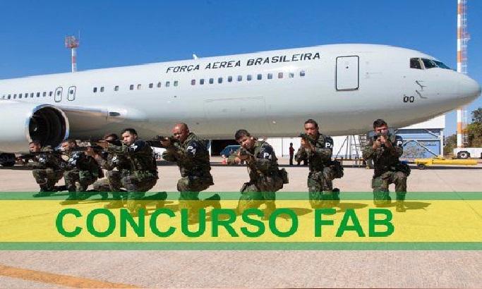 Concurso Força Aérea Brasileira - Inscrição