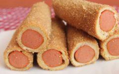 Lanche de Pão de Forma e Salsicha – Receita