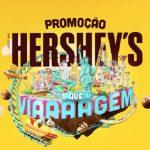 Promoção Hershey's Que Viagem – Como Participar