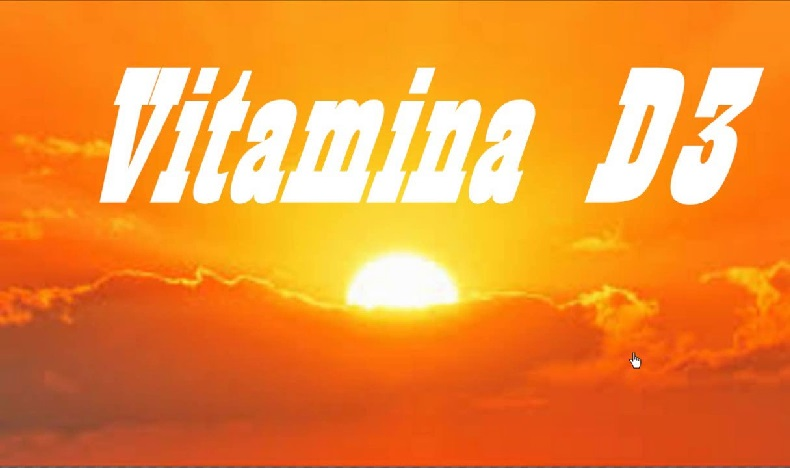 Vitamina D3 – Benefícios