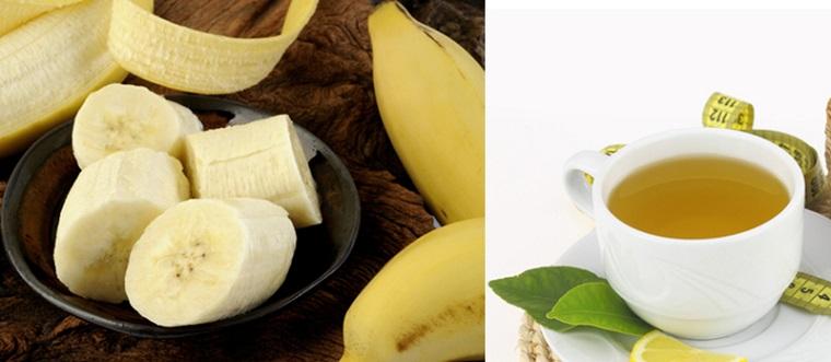 Chá de Banana – Benefícios e Receitas
