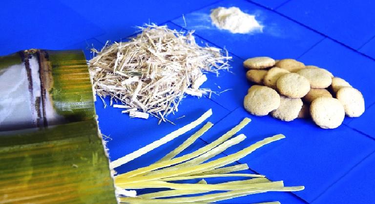 Farinha de Bambu - Dicas