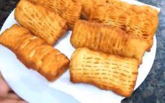Massa Para Salgadinho Com Batatas – Receita
