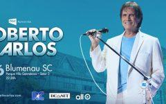 Show de Roberto Carlos Em Santa Catarina – Ingressos