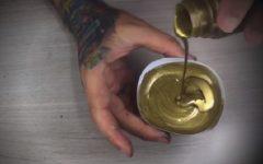 Tinta Dourada e Prateada Caseira – Material e Vídeo