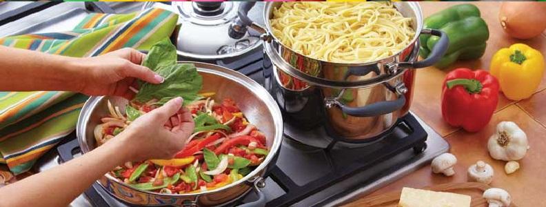 Cozinhar de Maneira Saudável – Dicas