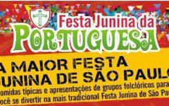 Festa Junina da Portuguesa 2019 – Programação
