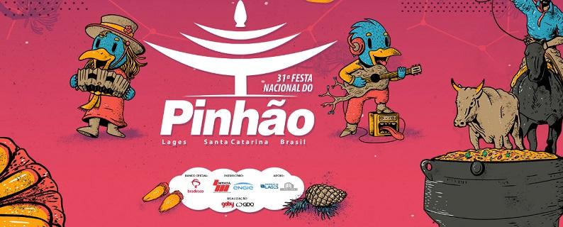Festa Nacional do Pinhão 2019 - Ingressos