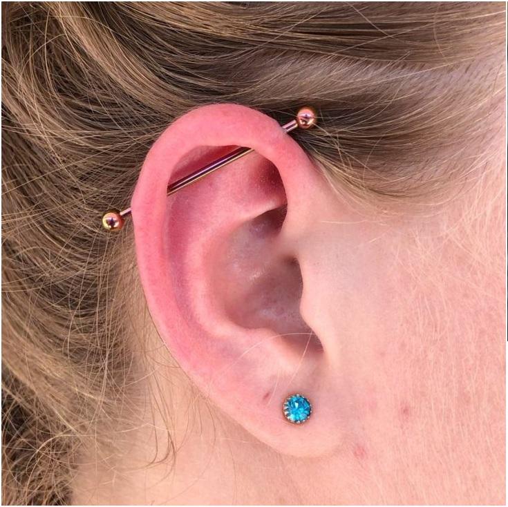 Piercing Transversal – Cuidados e Modelos