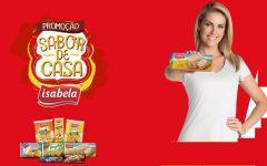 Promoção Isabela Sabor de Casa – Como Participar