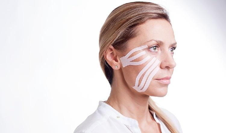 Taping Facial - Benefícios