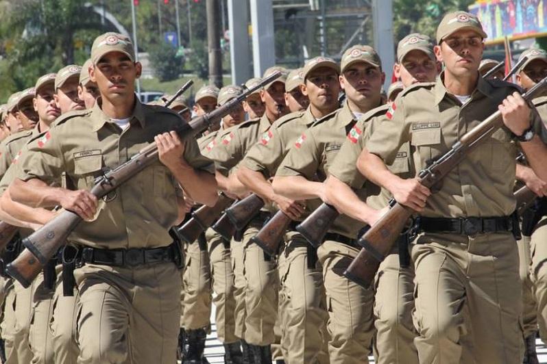 Concurso Policia Militar de Santa Catarina – Inscrições