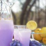 Limonada de Lavanda - Benefícios e Receita