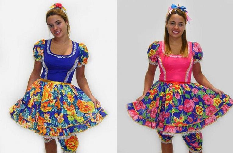 Vestido Para Festa Junina - Dicas