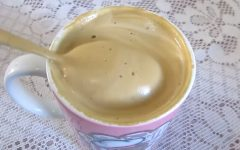 Café Cremoso Com Três Ingredientes – Receita