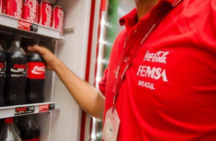 Emprego Temporário na Coca-Cola