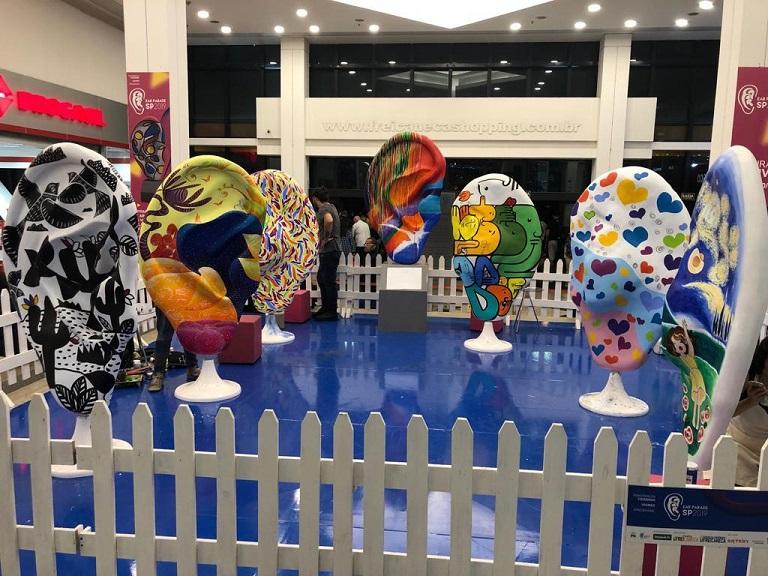 Exposição Ear Parade Orelhas Gigantes – Onde Encontrar